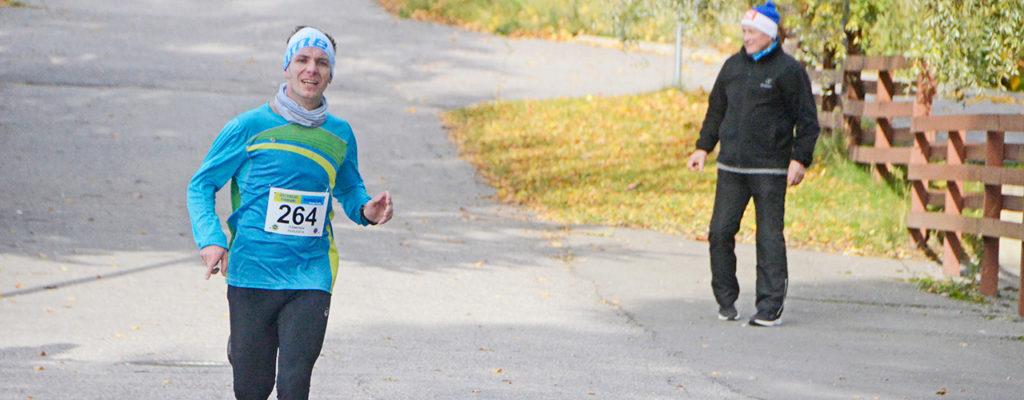 Itämerimaratonilla ennätysvauhtia ja erikoisuuksia