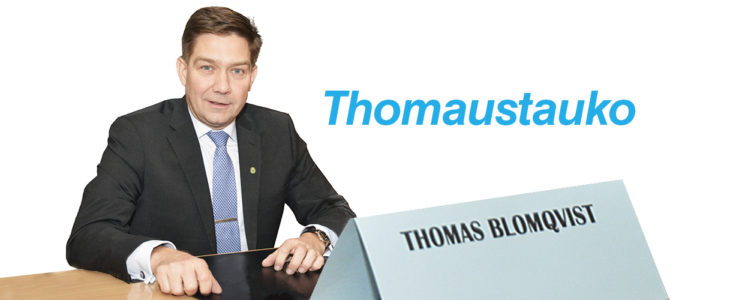 Thomas Blomqvist thomaustauko