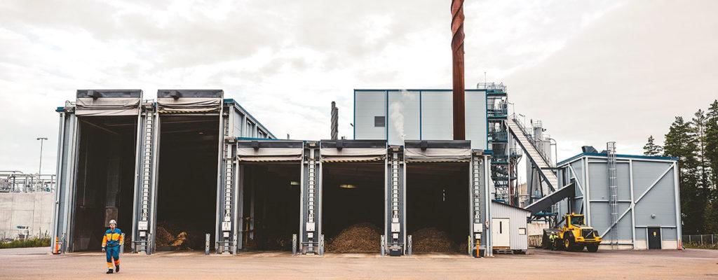 Hankoon suunnitteilla Suomen ensimmäinen suuren mittakaavan biokaasulaitos