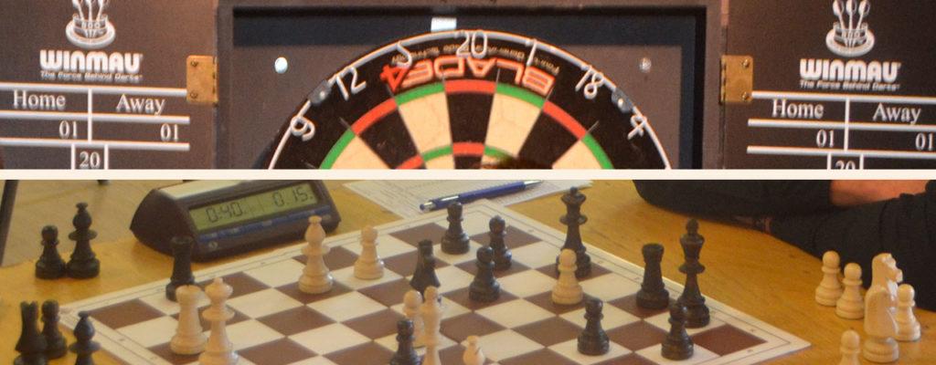 Grönan DC tarkkana dartsissa, Uralla tökkii shakkidivarissa