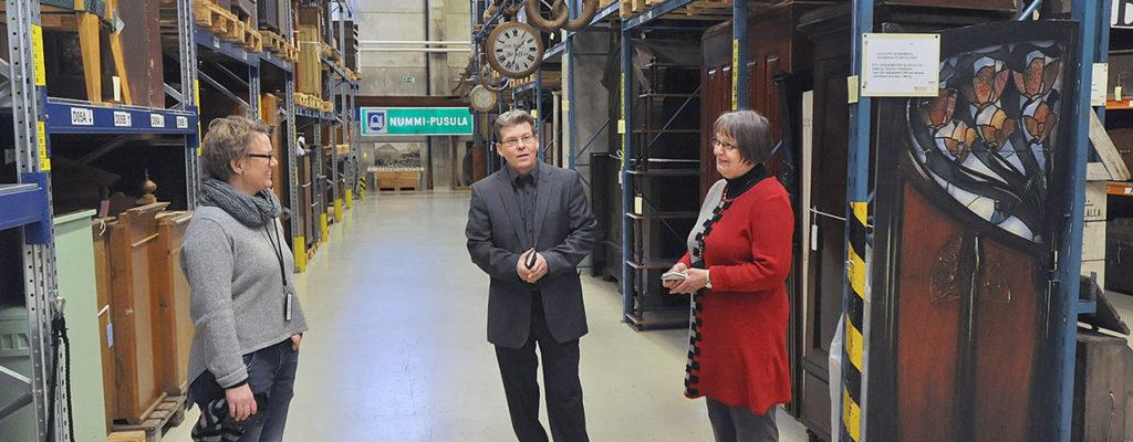 Länsi-Uudenmaan museo viihtyy uudessa vastuuroolissaan