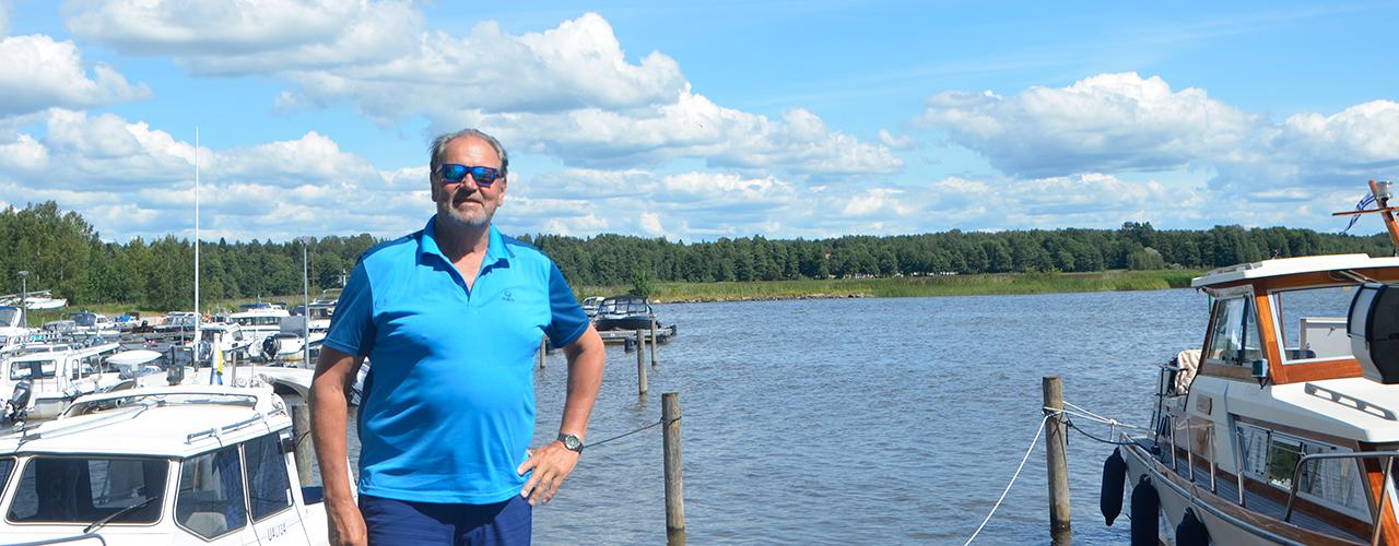 Heikki Oramalle työ on elämäntapa