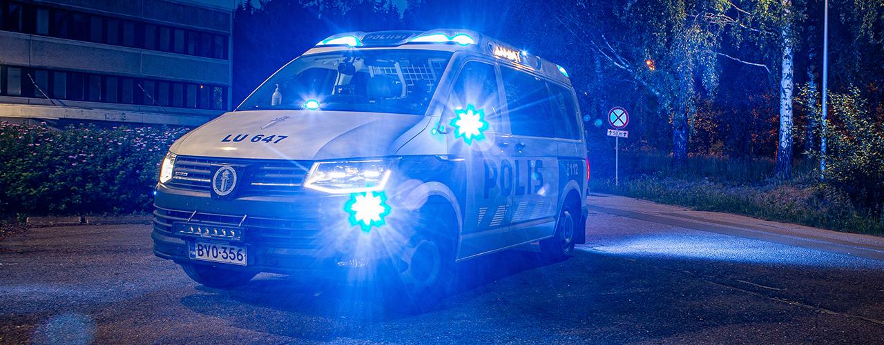 Poliisin paikalle saaminen kestää pisimpään Hangossa ja Inkoossa