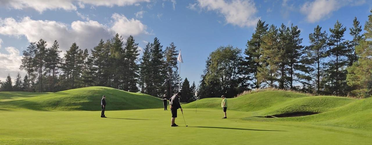 Ennätysmäärä jäseniä Suomen golfseuroissa