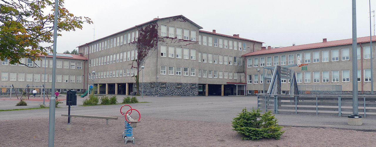 Hangon Keskuskoulu tarvitsee useita kiireellisiä korjauksia
