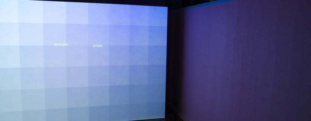 Intiimiä minimalismia valokuvakeskuksessa