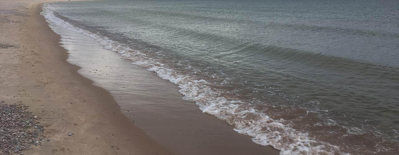 Hangon Bellevue puhtain hiekkaranta WWF:n roskatutkimuksessa