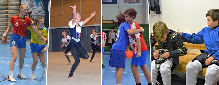 Lasten ja nuorten liikunnan rajoittaminen herättää tunteita