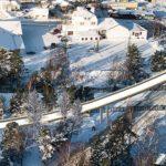 Hanko pohtii siltaratkaisua Pohjoisen tasoristeykseen