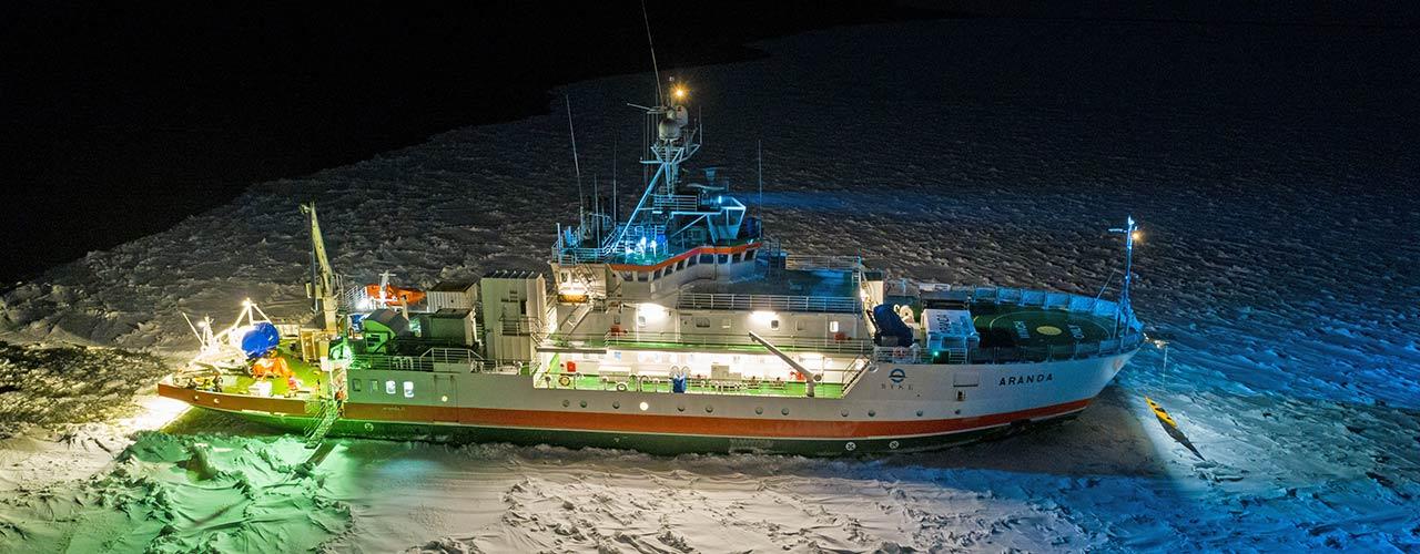 Itämeressä paikoin ennätyksellisen korkeita lämpötiloja