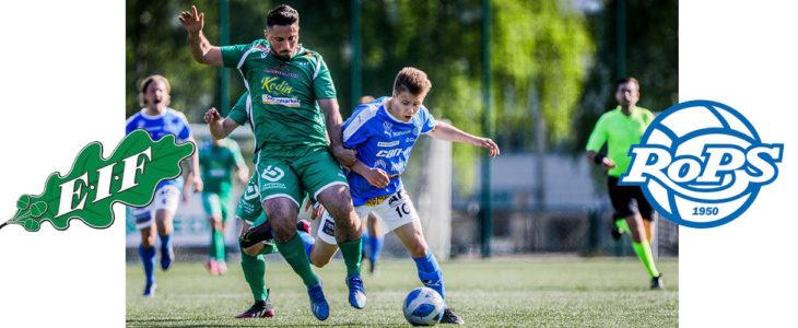 EIF - ROPS jalkapallo