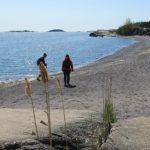 Kesäkausi käynnistyi Tammisaaren saariston kansallispuistossa