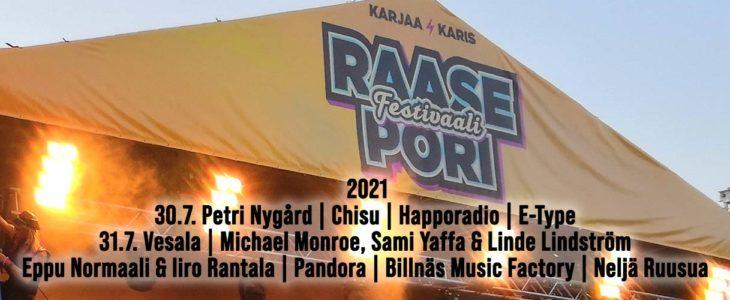 Arkistokuva Raseborg Festival
