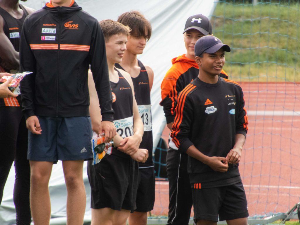 4x100 m viestijoukkue