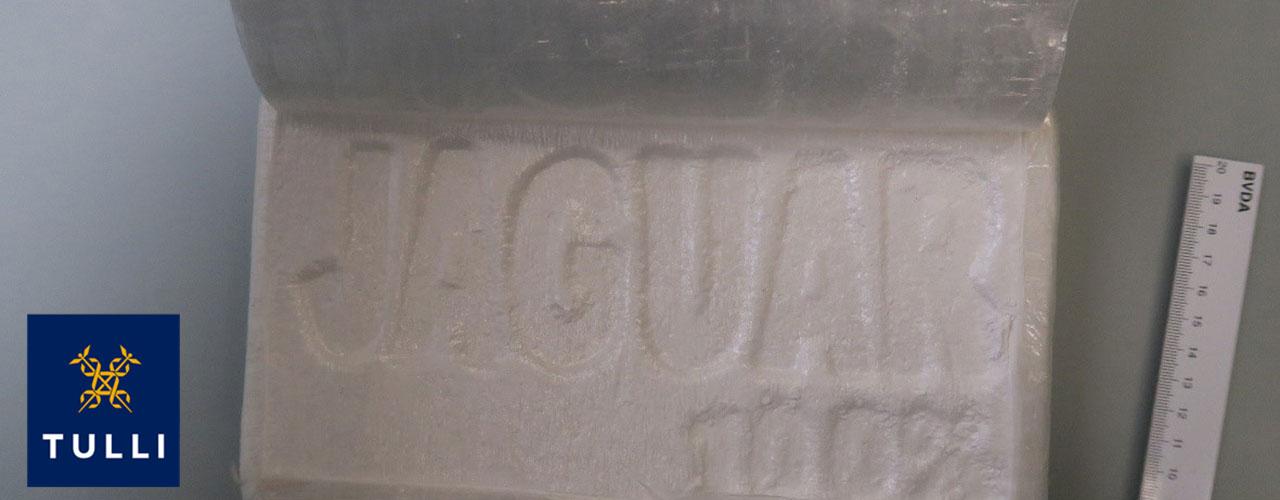 Tulli takavarikoi yli 10 kiloa kokaiinia Hangossa
